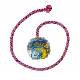 Pelota con cuerda Ø 5cm