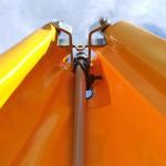 Revier grande, estrechado - Aluminio
