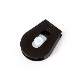 Fixlock - tope de cordón CordLoc CL195 negro
